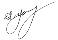 Dr. Young Signature